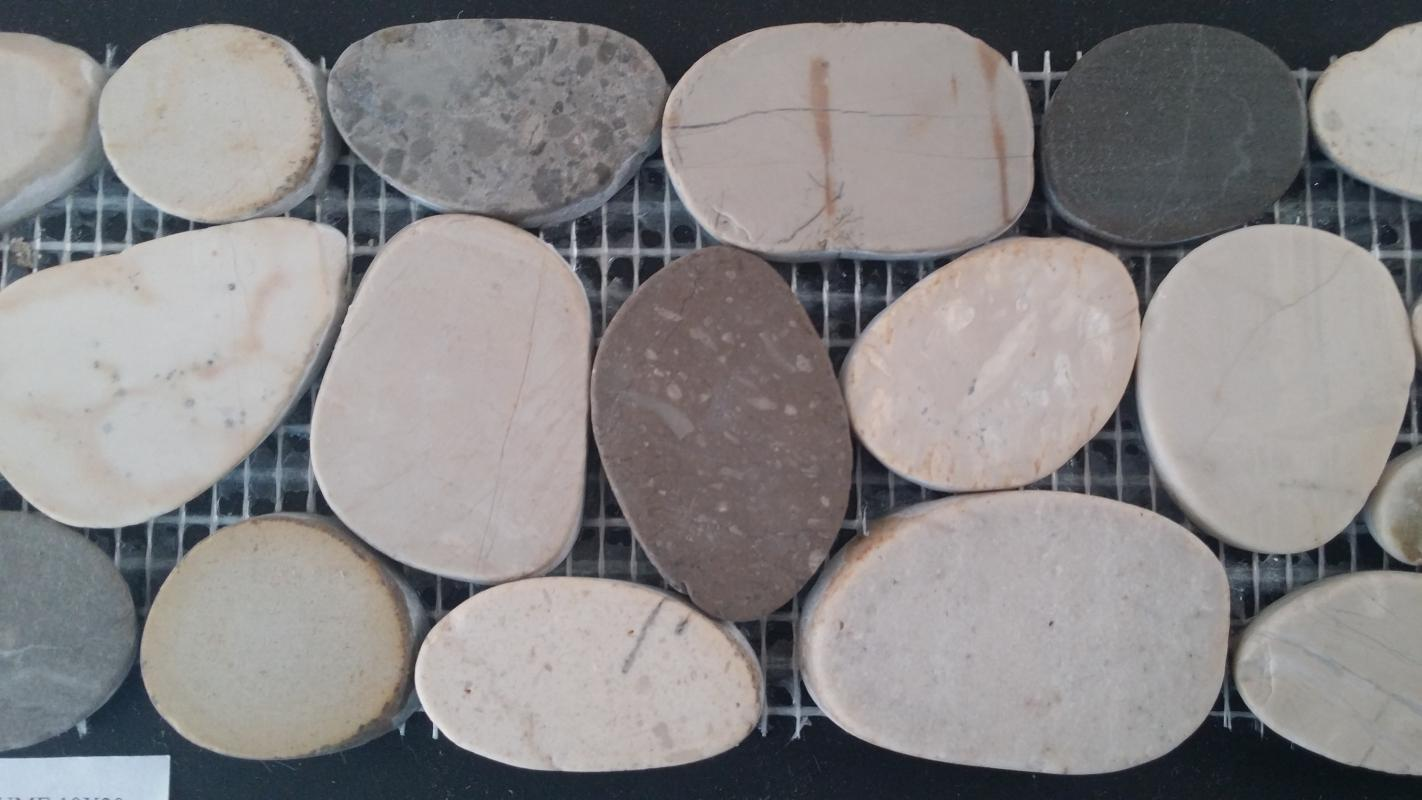 Sassi di fiume segati pietre raffaele cileo pietra di for Sassi di fiume