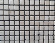 Bianco Murgiano micromosaico