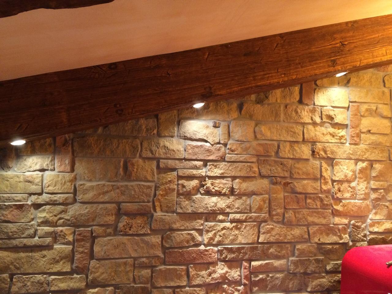 Rivestimento parete interna pietre raffaele cileo - Rivestimento parete interna ...