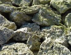 Roccia verde pistacchio