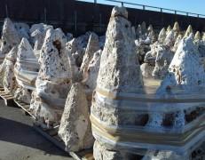 Monolite roccia murgese