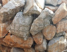 Roccia murgese naturale levigata