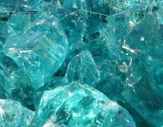 Sassi di vetro