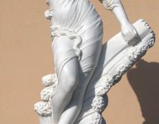 Scultura Venere con perla