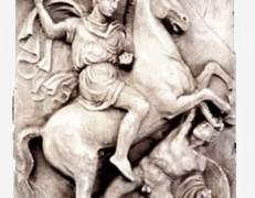 Bassorilievi Il Cavaliere