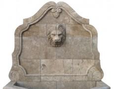 Fontana Leone patina antica