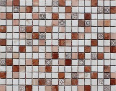 Mosaico Acqueforti red
