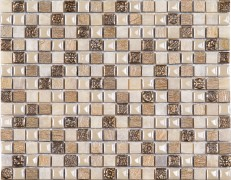 Mosaico Rodi beige