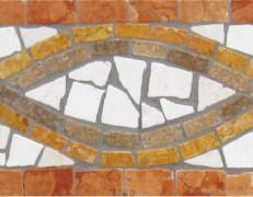 Mosaico a fasce AB 130