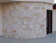 Pietra di Trani anticata Castel del Monte
