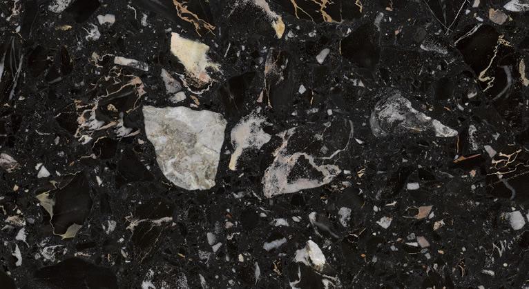 Graniglia Di Marmo Nero.Marmi Al Quarzo E Resine Nero Portoro Pavimenti E