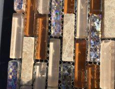 Mosaico elba brown