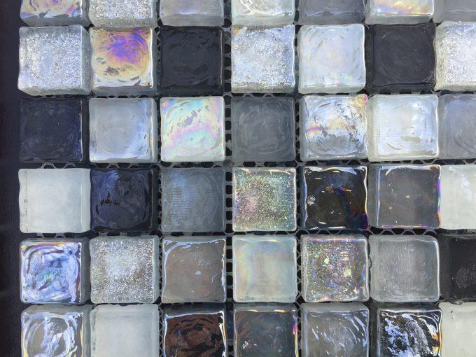 Mosaico ice smoke