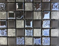 Mosaico brown ardesia