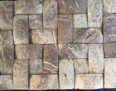 Mosaico cocco naturale