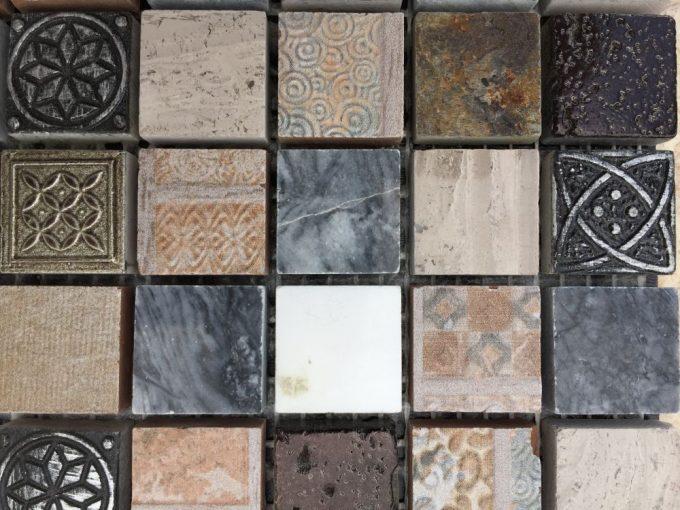 Mosaico greyin
