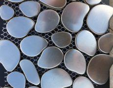 Mosaico inox incertum