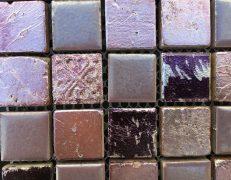 Mosaico lilla