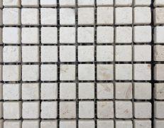 Mosaico pietrabianca