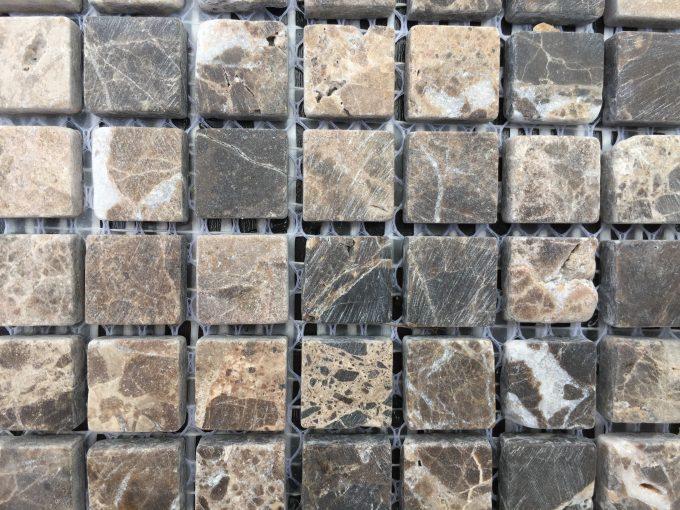 Mosaico pietramora