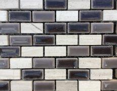 Mosaico tortora grigio