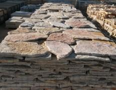 Pietra di Trani anticata retrosegata (1° scelta extra) NEW