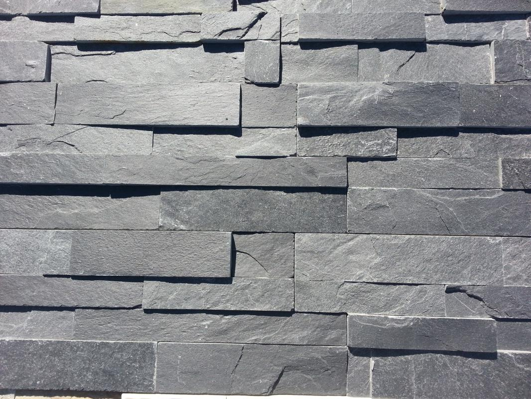 Rivestimenti In Ardesia Nera ardesia nera - pietre raffaele cileo - pietra di trani