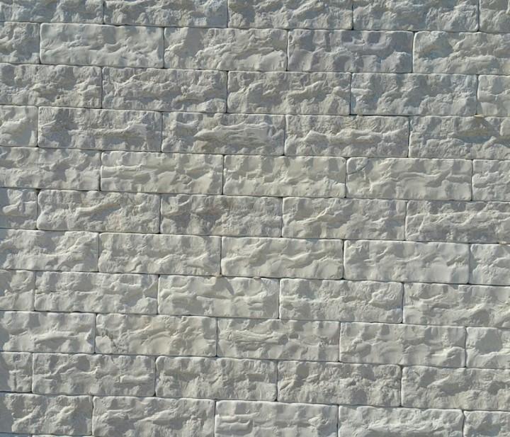 Offerta stock rivestimento in pietra di trani spaccatello pietre raffaele cileo pietra di - Piastrelle muro pietra ...