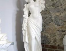 Sculture in marmo Primavera