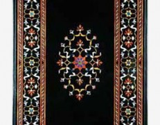 Tavolo intarsiato Artus