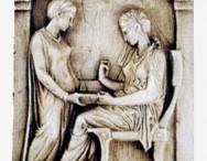 Altorilievo Domina et Ancilla