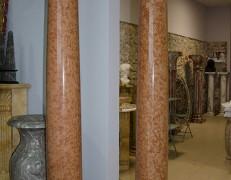 Colonna alte rosso Verona