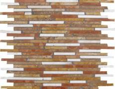 Mosaico mistral multicolor