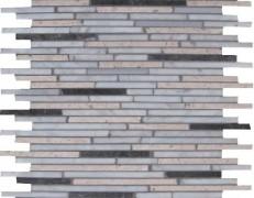 Mosaico mistral nero