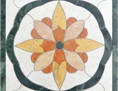 Mosaico rosone Oriku