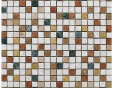 Mosaico multicolor