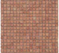 Mosaico rosso Verona lucido