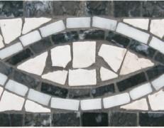 Mosaico a fasce AB 131