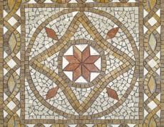 Mosaico rosone Beta