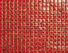 Mosaico Focus red