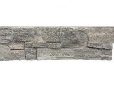 Gneiss grigio su cemento