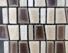 Mosaico beige multiformato