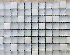 Mosaico biancoluce