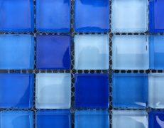 Mosaico london blu