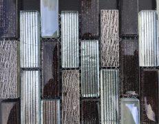 Mosaico Corfù nero