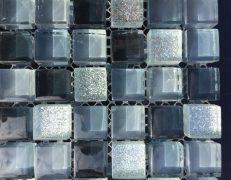 Mosaico alba grigio