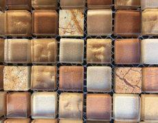 Mosaico bronzoluce