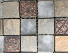 Mosaico natura crystal
