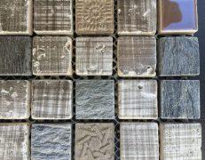 Mosaico grey tex