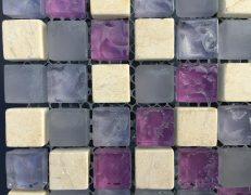 Mosaico imola viola